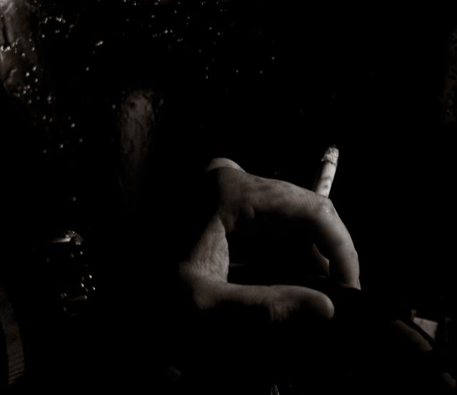 "фото ""Одинокий..."" метки: жанр, разное,"