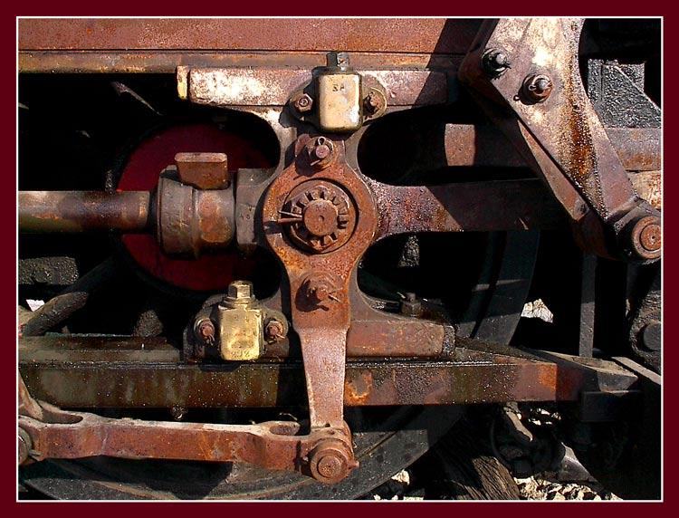 """фото """"Rusty train"""" метки: разное,"""
