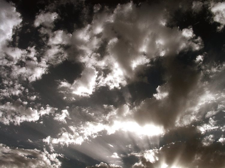"фото ""Winter is near..."" метки: пейзаж, абстракция, облака"
