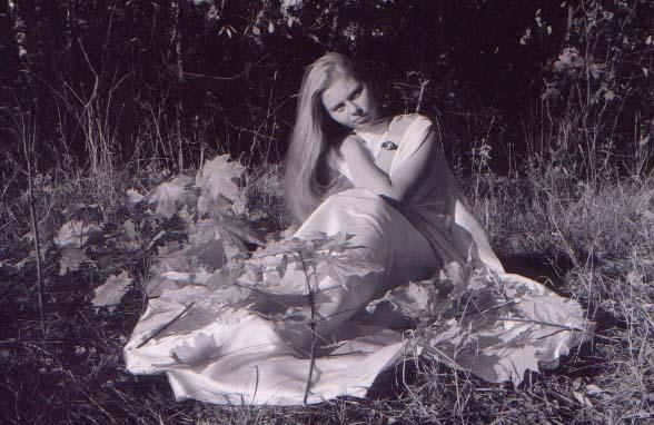 """фото """"В белом"""" метки: портрет, женщина"""