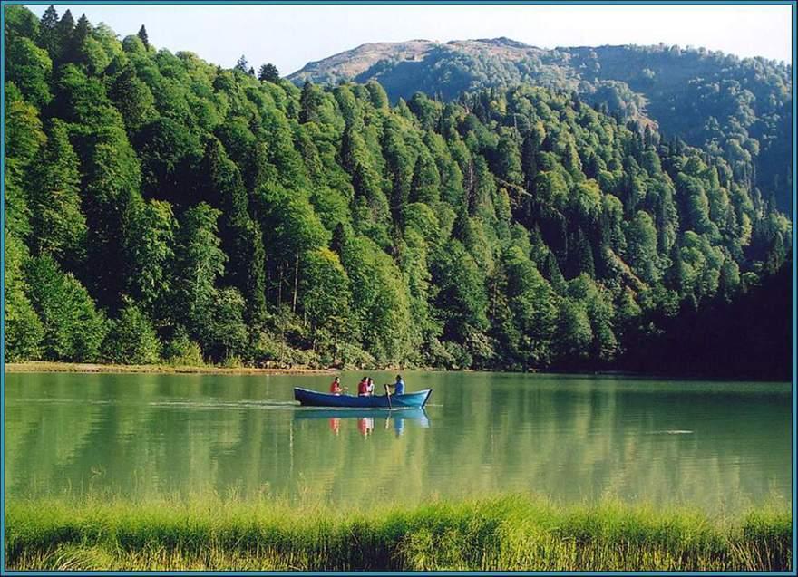 """фото """"Озеро в Турции"""" метки: пейзаж, вода"""