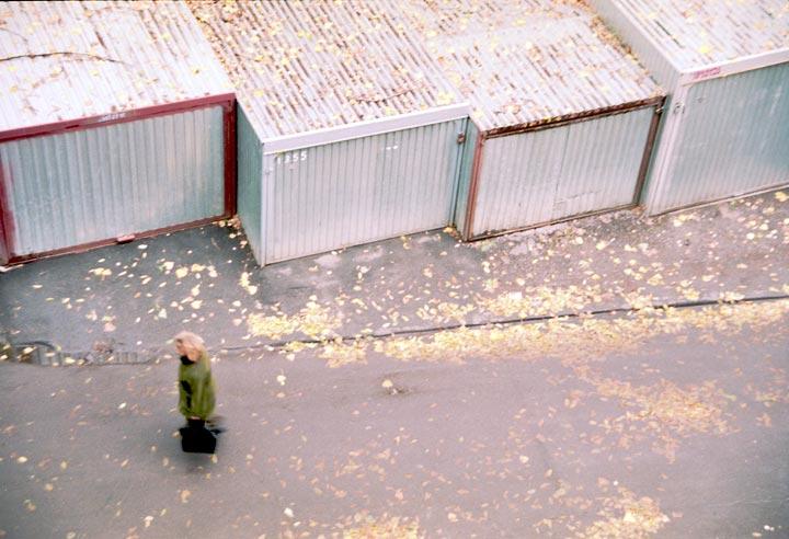 """фото """"Depressive #2"""" метки: жанр, пейзаж, осень"""