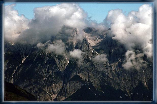 "фото ""Гордо реет буревестник..."" метки: пейзаж, жанр, горы"