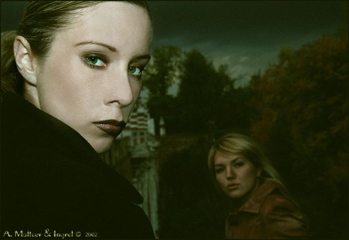 """фото """"Ведьмы техногенного века"""" метки: портрет, жанр, женщина"""
