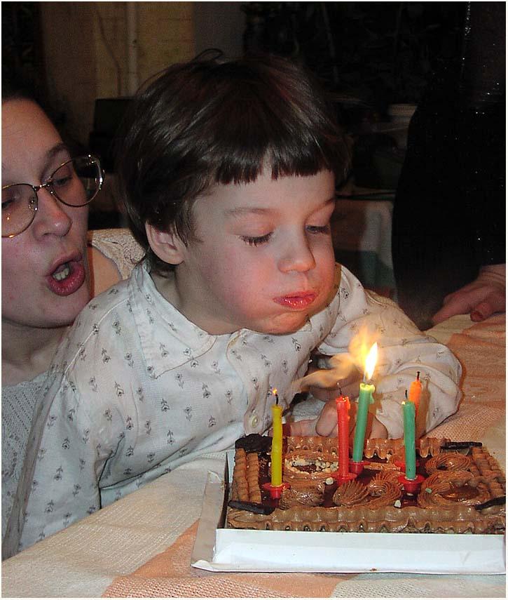 """фото """"Пока горит свеча..."""" метки: портрет, дети"""