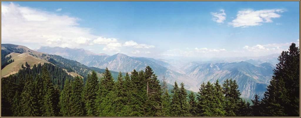 "фото ""Панорама"" метки: пейзаж, горы"