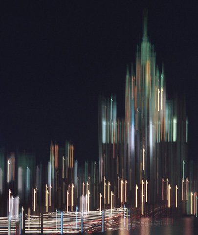 "фото ""Северное Сияние"" метки: архитектура, пейзаж, ночь"