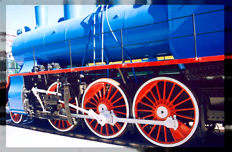 """фото """"Голубой паровоз"""" метки: разное, репортаж,"""