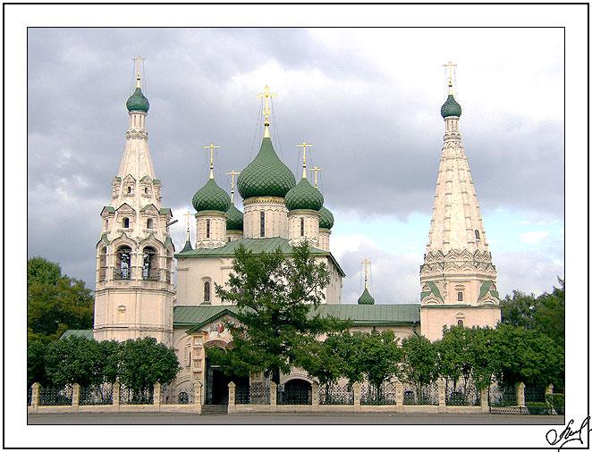 """фото """"Церковь """"Ильи Пророка"""""""" метки: архитектура, репортаж, пейзаж,"""