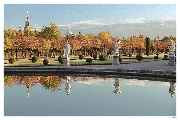"""фото """"Осень в Петергофе"""" метки: пейзаж, архитектура, осень"""