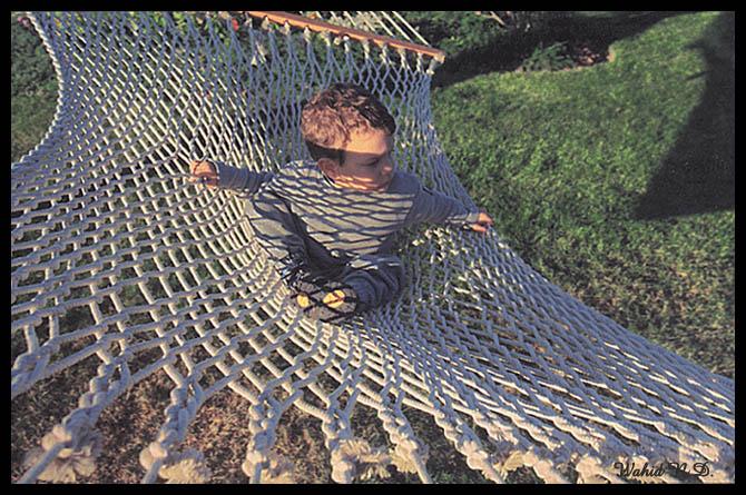 """фото """"Hammock swing"""" метки: портрет, дети"""