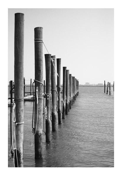"""фото """"Low Tide"""" метки: пейзаж, вода, зима"""