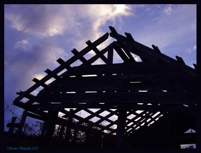 """фото """"The Slow Farewell"""" метки: пейзаж, ночь, облака"""