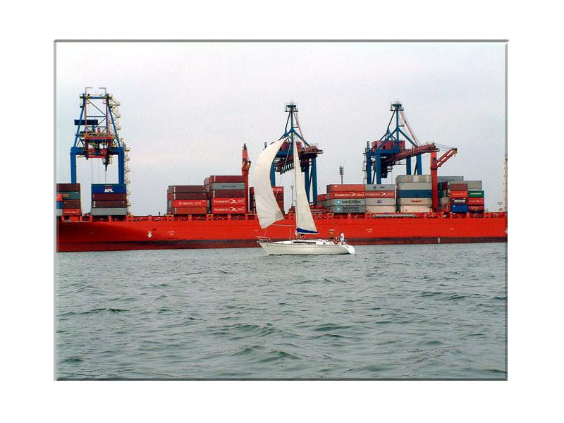 """фото """"Sailing"""" метки: спорт,"""