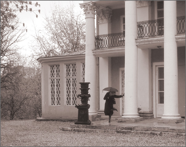 "фото ""Осенний гламур"" метки: жанр,"
