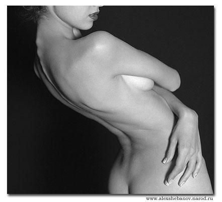 """фото """"линии тела"""" метки: ню,"""