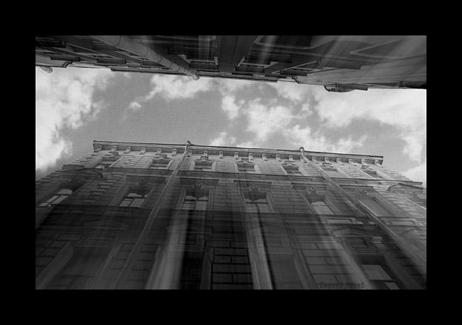 "фото ""Про небо город и человека"" метки: архитектура, пейзаж,"