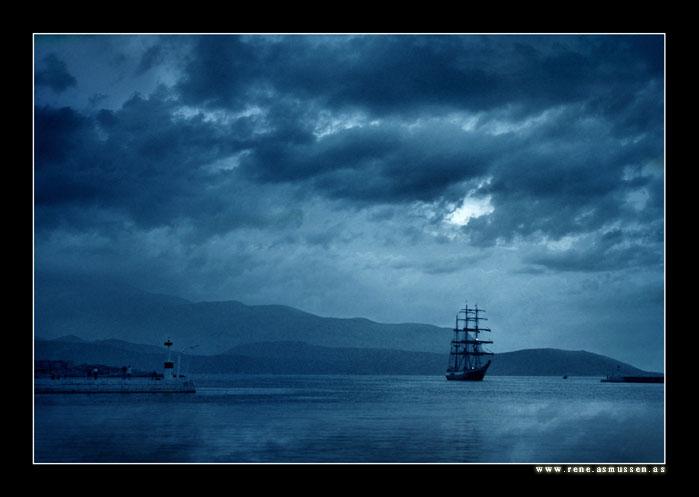 "фото ""Ships Coming to Shore"" метки: путешествия, Европа"