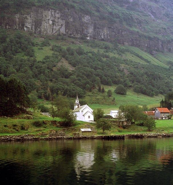 """фото """"Церквушка в горах"""" метки: разное, путешествия, Европа"""