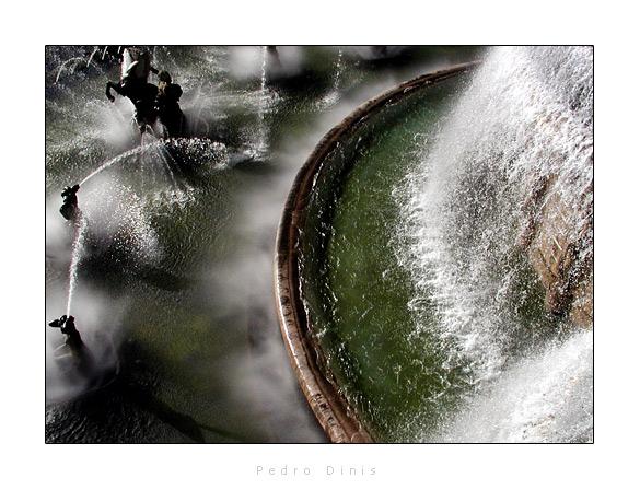 """фото """"The Fountain II"""" метки: пейзаж, архитектура, вода"""