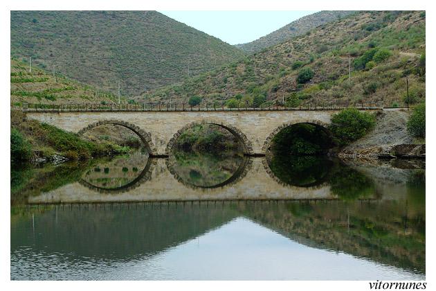 """фото """"Bridge Double"""" метки: пейзаж, вода"""