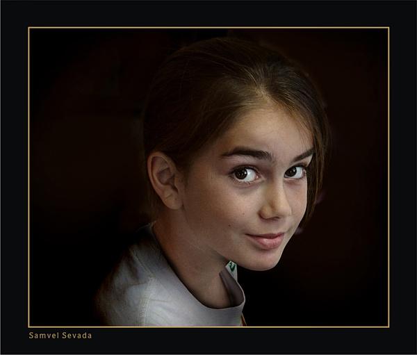 """фото """"N A N A"""" метки: портрет, дети"""