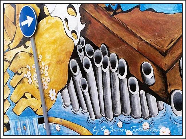 "фото """"Dali Graffiti"""" метки: архитектура, пейзаж,"