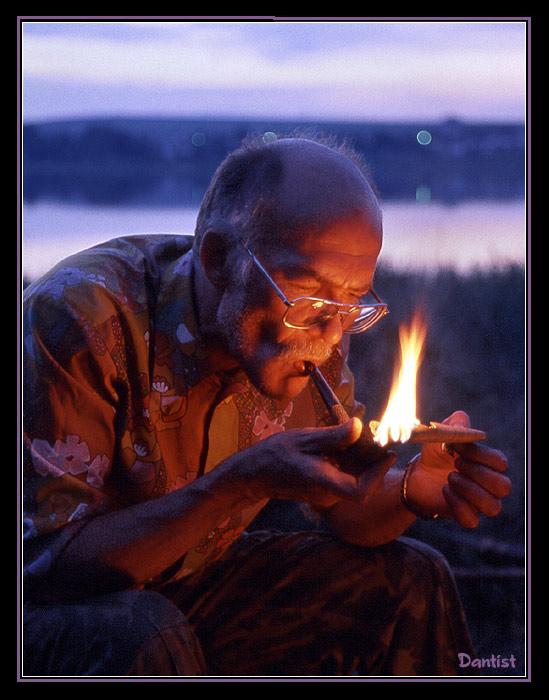"""фото """"Жажигалка 2"""" метки: портрет, мужчина"""