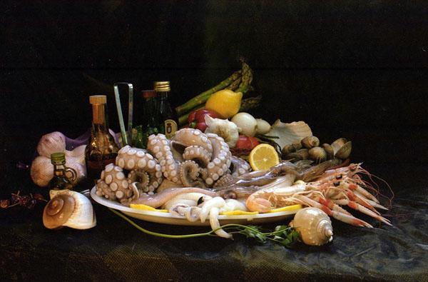 """фото """"The Last Supper"""" метки: натюрморт,"""