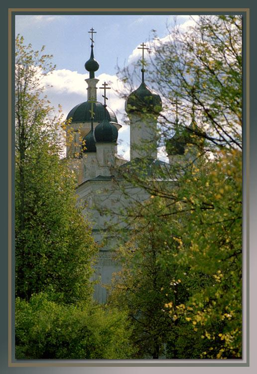 "фото ""Купола Боровска"" метки: пейзаж,"