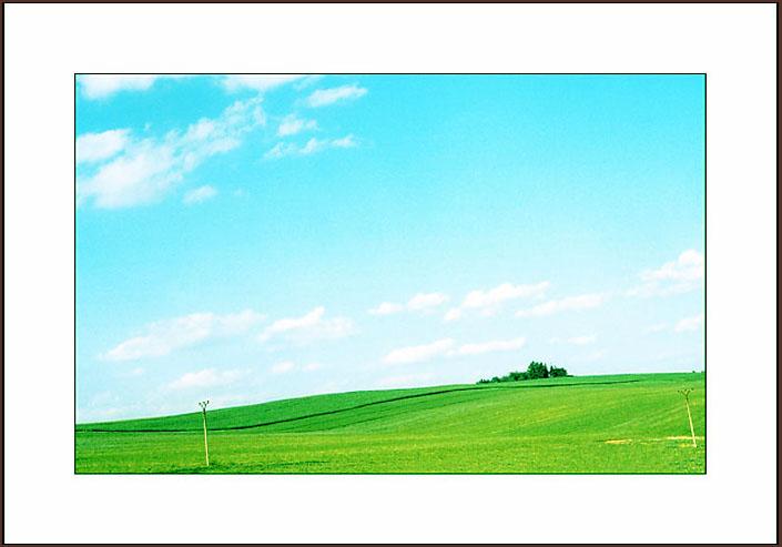 "фото ""Green field"" метки: пейзаж, путешествия, Европа"