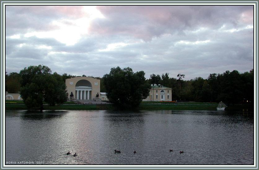 """фото """"Сумерки"""" метки: пейзаж, вода, закат"""