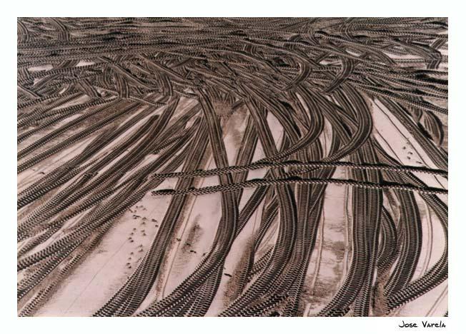 """фото """"Tracks"""" метки: абстракция,"""