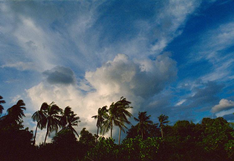"""фото """"А потом будет дождь..."""" метки: пейзаж, путешествия, Азия, облака"""