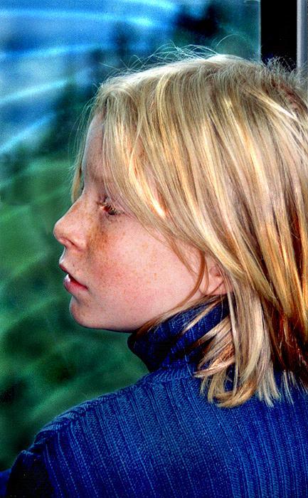 """фото """"Freckles"""" метки: портрет, дети"""
