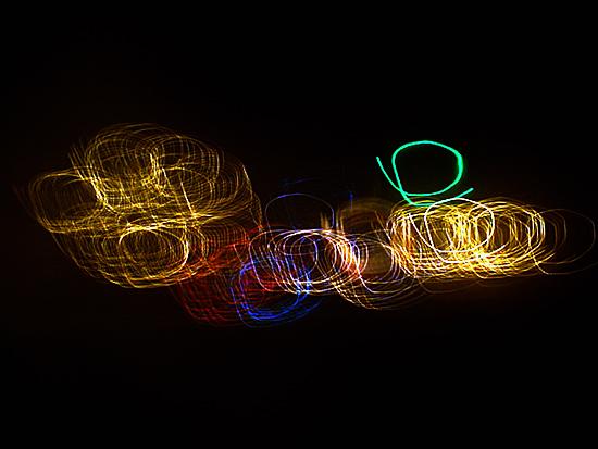 """фото """"Painting with Light"""" метки: абстракция,"""