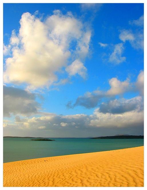 "фото ""Coffin Bay Sandhills"" метки: пейзаж, путешествия, Австралия, лето"