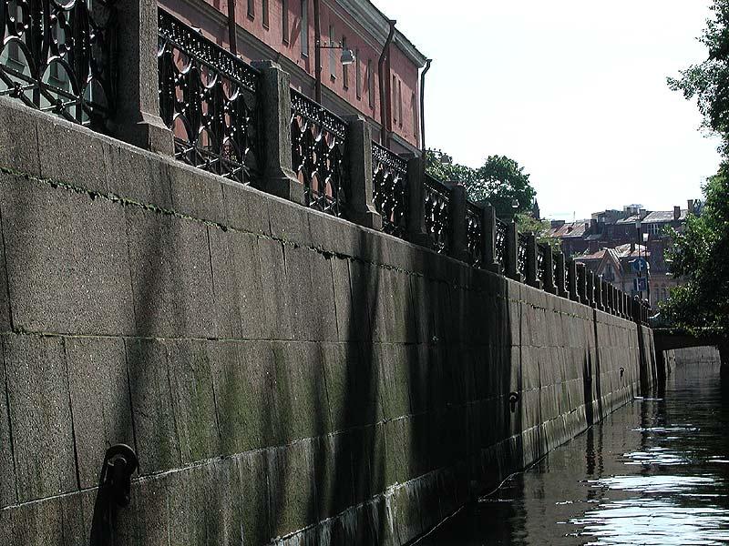 """фото """"Каналы Санкт-Петербурга"""" метки: архитектура, путешествия, пейзаж, Европа"""