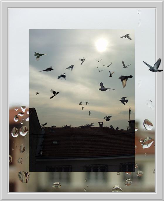 """фото """"CORONA ASTRALIS 2 - """"...закрыт нам путь проверенны"""" метки: абстракция, фотомонтаж,"""