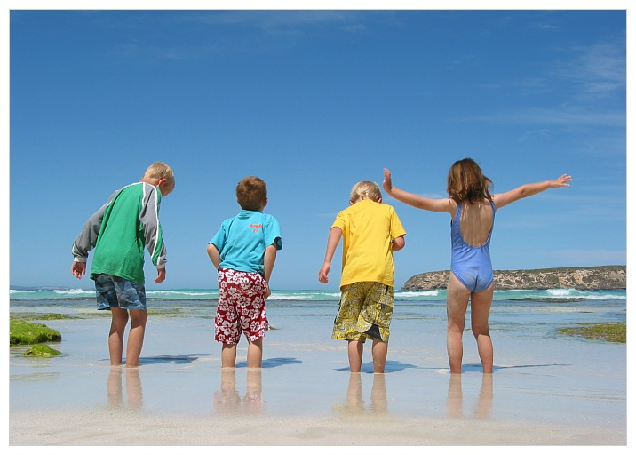 "фото ""The Beach"" метки: путешествия, пейзаж, Австралия, вода"