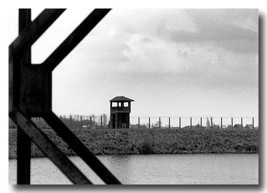 """фото """"Fort Breendonk (5/6)"""" метки: архитектура, путешествия, пейзаж, Европа"""
