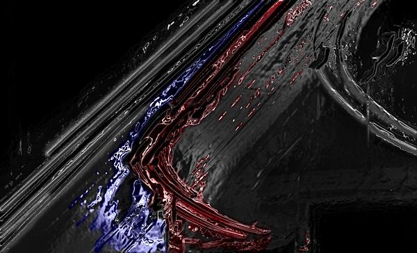 """фото """"Transit"""" метки: фотомонтаж, абстракция,"""