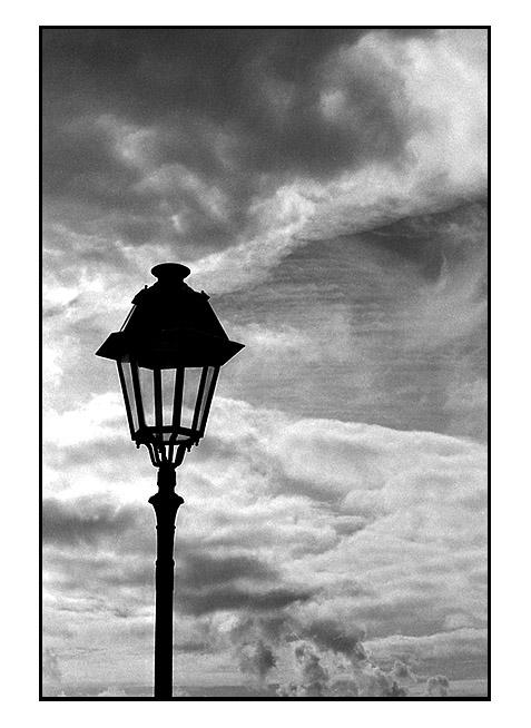 """фото """"Heavy sky"""" метки: пейзаж, осень"""