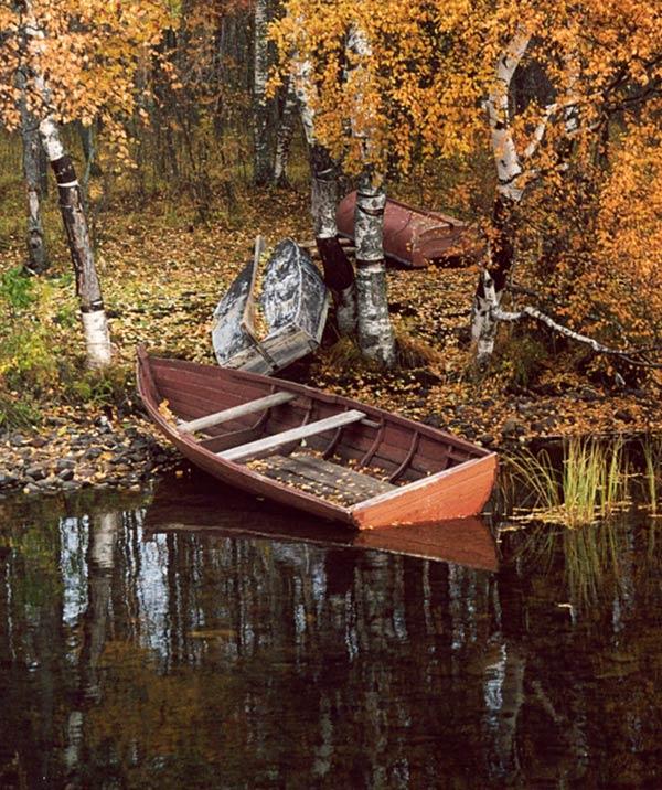 """фото """"Осень в Карелии"""" метки: пейзаж, вода, осень"""