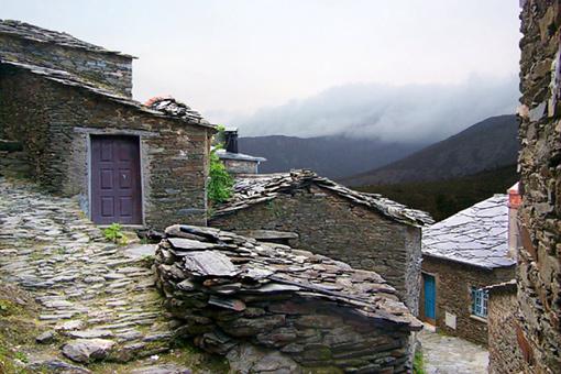 "фото ""Piodao, a portuguese vilage II"" метки: пейзаж, горы"
