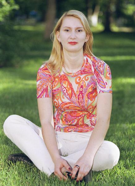 """фото """"Инуля"""" метки: портрет, пейзаж, женщина, лето"""