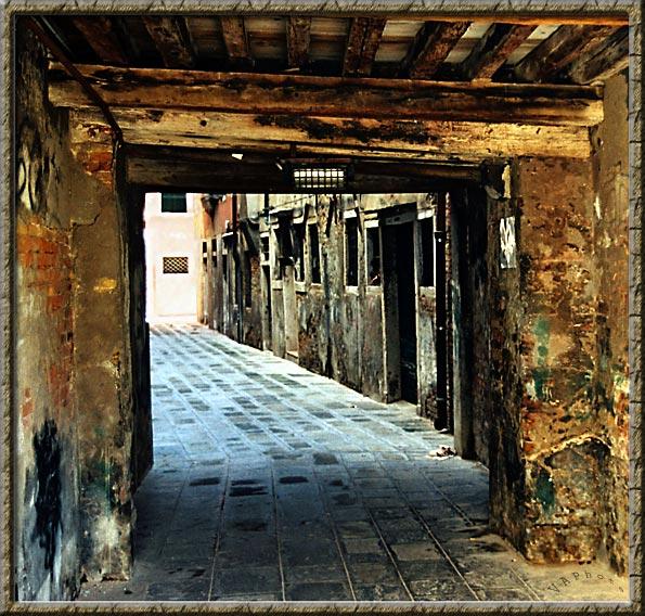 """фото """"Венецианские подворотни"""" метки: натюрморт, жанр,"""