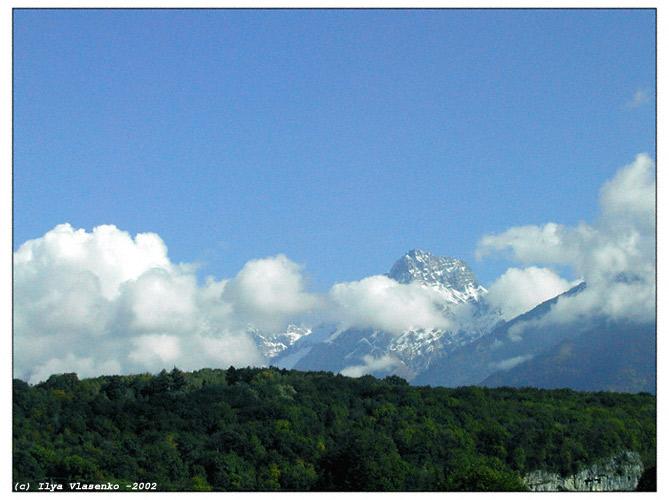 """фото """"Одна из многих. Швейцария."""" метки: путешествия, пейзаж, Европа, горы"""