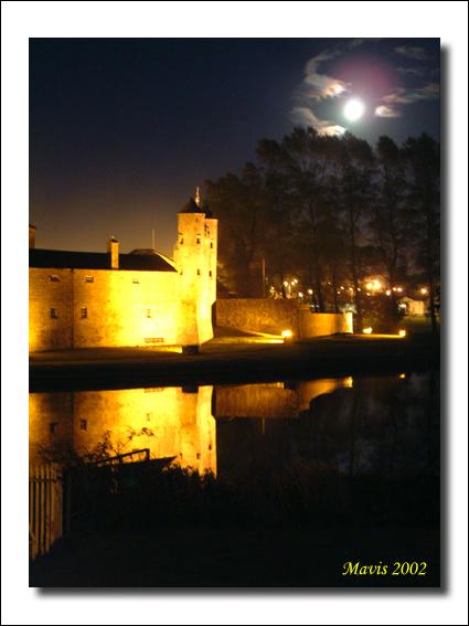"""фото """"Enniskillen Castle 18-9-02"""" метки: пейзаж, вода, осень"""