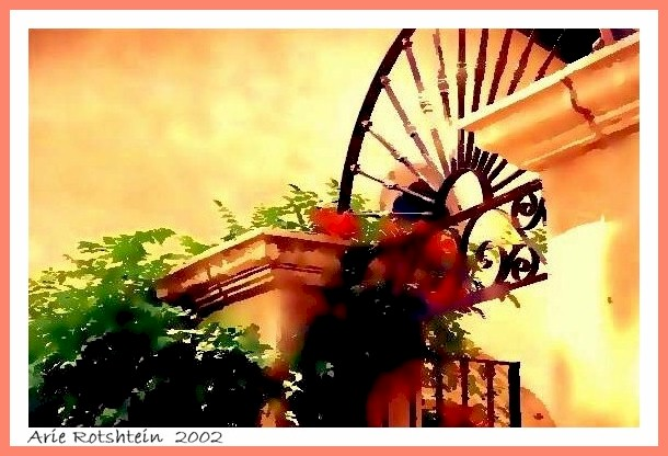 "фото ""Iron Gate"" метки: фотомонтаж,"